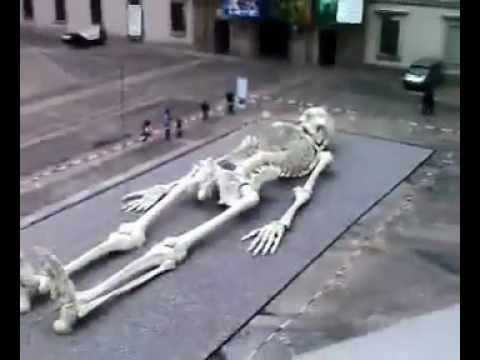 giant human skeleton in arabia | nephilims | pinterest | videos, Skeleton