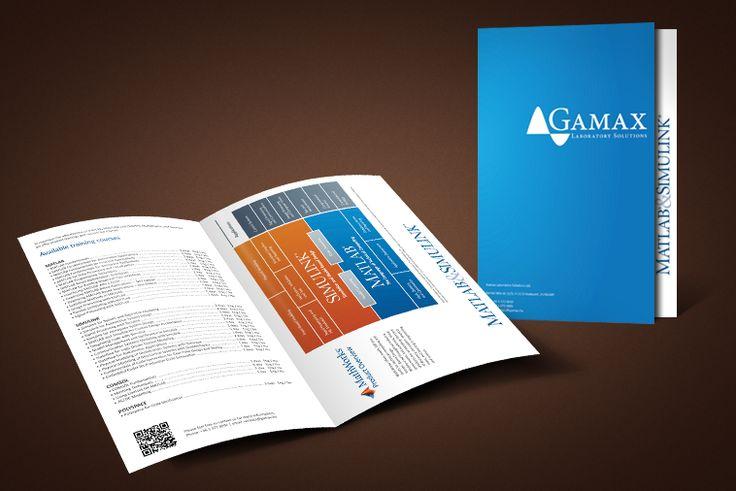 Gamax Lab.Sol. brochure