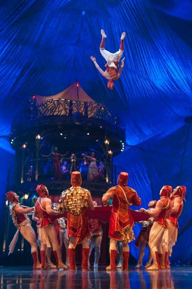 "Cirque du Soleil - ""Kooza"""