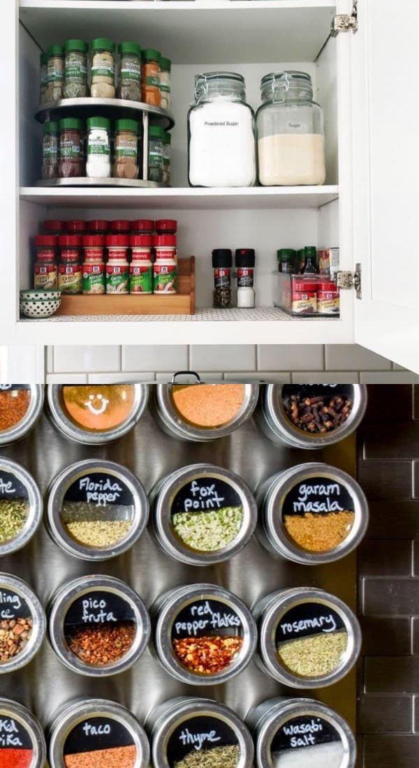 28 Best Spice Rack Organization Ideas For 2020 Crazy Laura Diy Spice Storage Spice Rack Organization Best Spice Rack