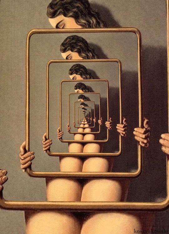 Magritte : les liaisons dangereuses, 1926 - Bretzel liquide, humour noir et photos étranges