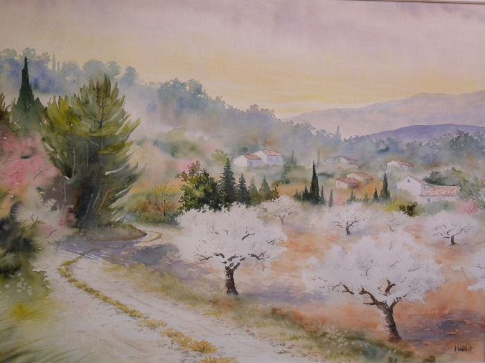 Paysages & Jardins | Jacques Williet – Aquarelliste ...