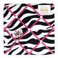 Sweet JoJo Designs Funky Zebra Bulletin Board    Overstock.com