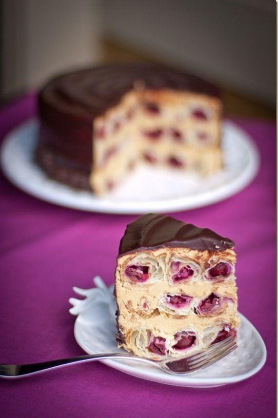 Honey Comb Cake