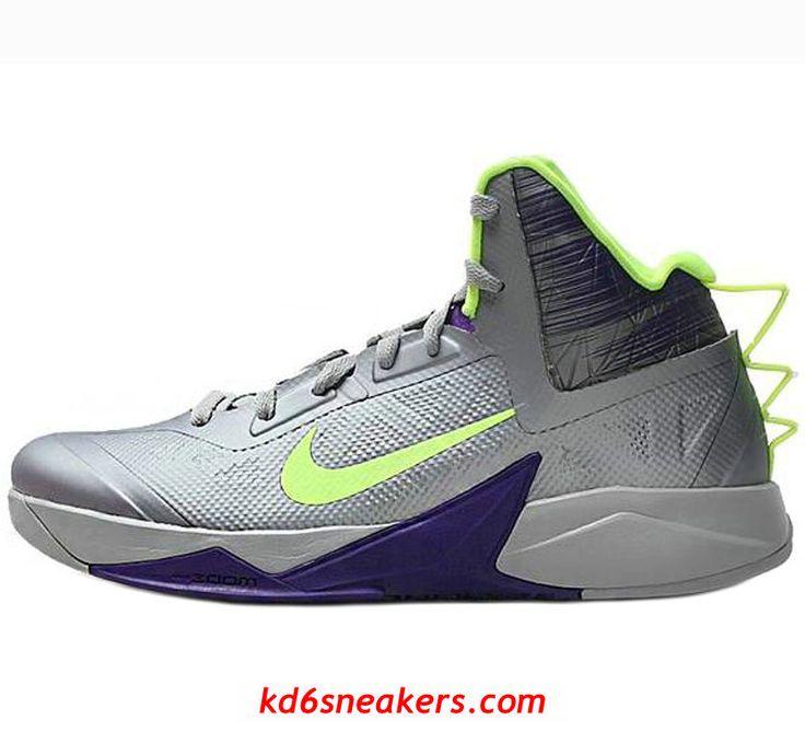 Nike Zoom Hyperfuse HF 2013 Basketball shoes  #fashion #shoes