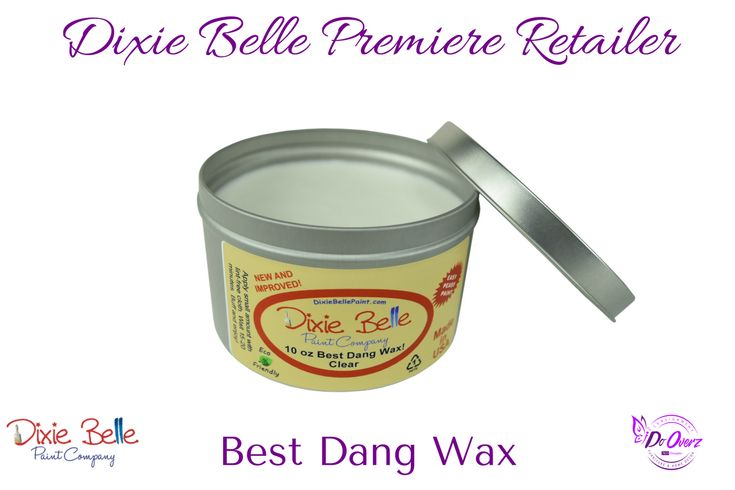 Dixie Belle Best Dang Wax Video - https://dooverz.com/dixie-belle-best-dang-wax-video/