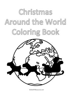 Here are a couple free sample pages from the Christmas ...