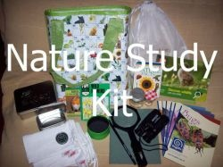 A homemade Nature Study kit http://sunnydaytodaymama.blogspot.co.uk/2012/02/homemade-nature-study-kit-and-i-spy.html