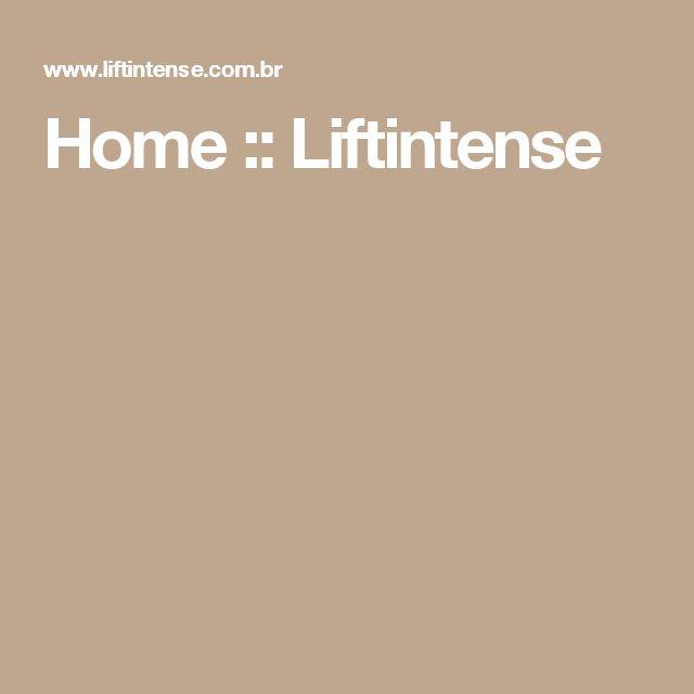 Home :: Liftintense