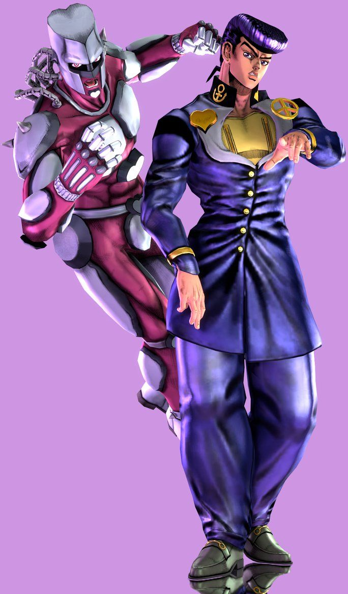 Josuke Higashikata And Crazy Diamond By Yare Yare Dong Jojo S Bizarre Adventure Stands Jojo Bizzare Adventure Jojo Anime Jojo's bizarre adventure stand crazy diamond is one unique character. crazy diamond by yare yare dong