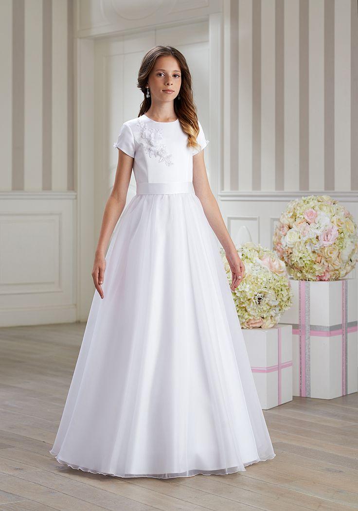 Šaty na 1. sväté prijímanie