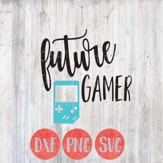 Baby Svg, Future Gamer, Gaming Buddy, Nintendo Svg, Nerd Svg Baby, Baby Girl, Baby Boy Art, DIY, Shi