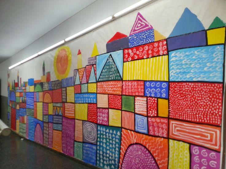 El nostre mural - 104859251187919104928 - Álbumes web de Picasa