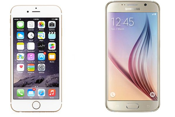 Samsung Galaxy S6 vs iPhone 6s: Features that Apple Needs to Improve On