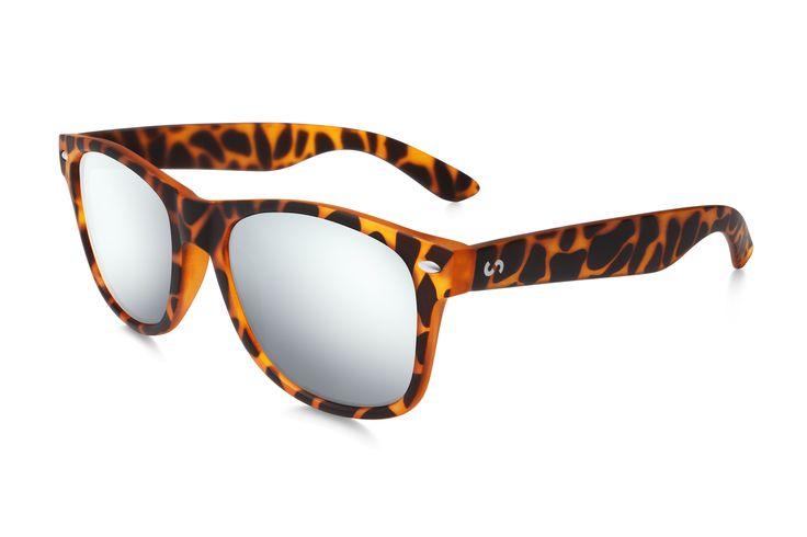 Occhiali da sole polarizzati: SLANG / HAVANA GREY di Slash Sunglasses  http://www.slashsunglasses.com/shop/slang/slang-tartaruga-marrone-grigio.html