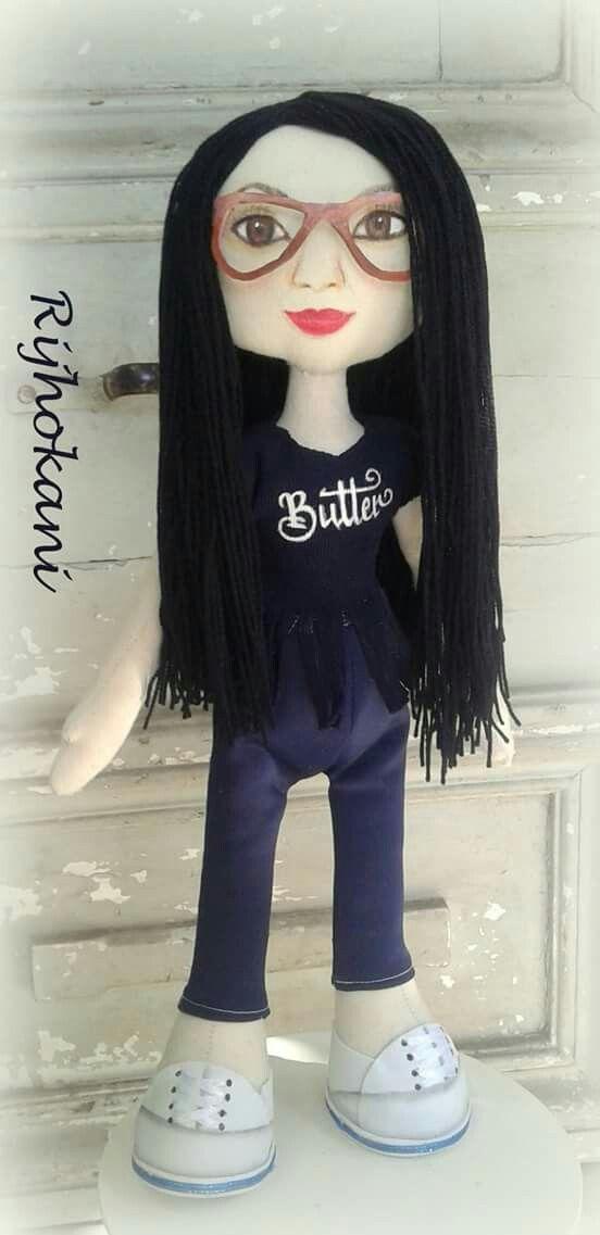 Muñeca personalizada en Rijhokani