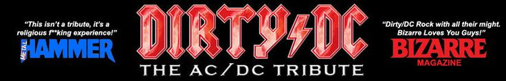 DirtyDC The ACDC Tribute Logo