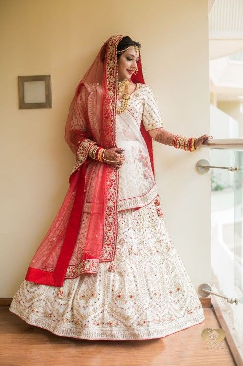 13b76f6ee728 Pinterest: @cutipieanu Indian Wedding Bride, India Fashion, Lehenga Choli,  Wedding Blog