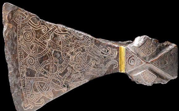 machado viking exposicao londres