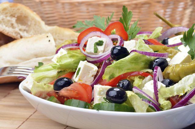 Recetas de ensaladas de verano