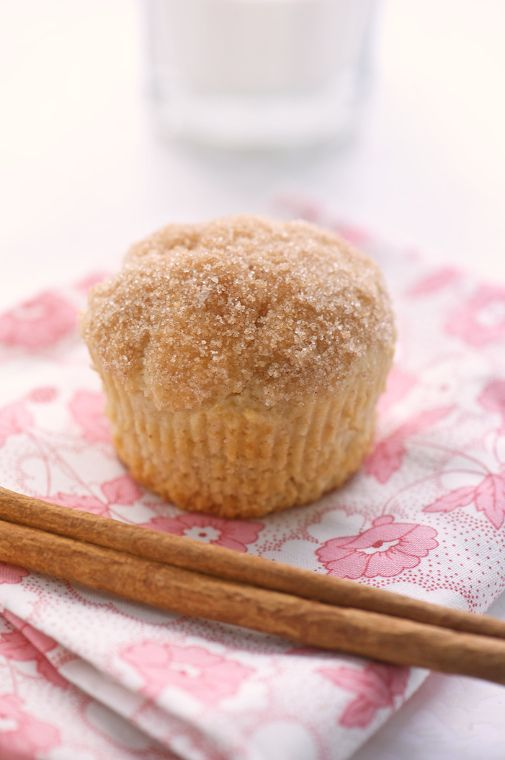 French Breakfast Puffs | Muffins for my little muffin, Kinsley | Pint ...
