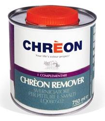 Chrèon Remover: rimuovere la vernice non è mai stato così facile!