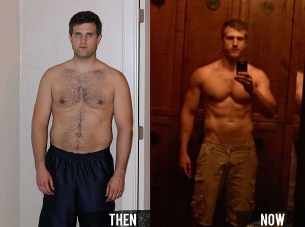 how to get ripped in 30 days without weights
