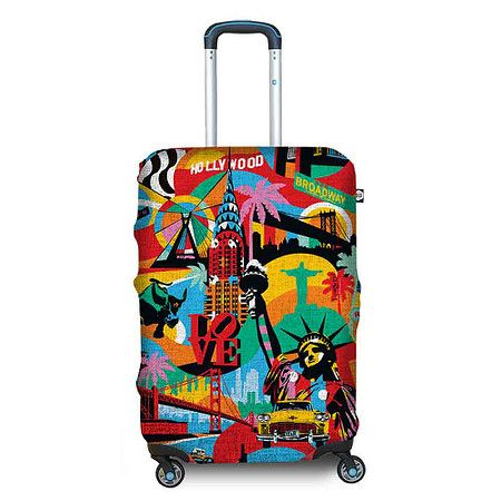 BG Berlin Luggage Cover Lobo Pop Art 24-26 inch  Want to take this home?  https://www.mosafer.com/bg-berlin-luggage-cover-lobo-pop-art-24-26-inch--651/?categoryId=37