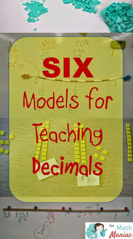 The Elementary Math Maniac: Fly on the Math Teacher's Wall: Place Value