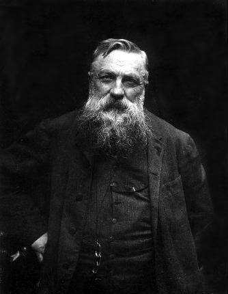 auguste rodin, what a beautiful face