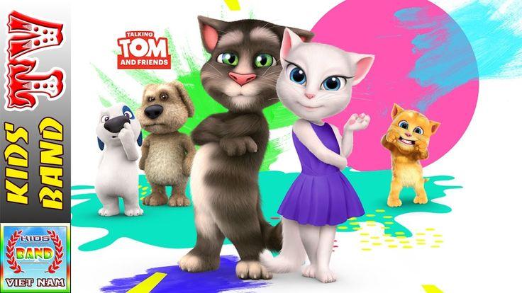 Xúc Xắc Xúc Xẻ - Mèo Tom Hát - Nhạc Thiếu Nhi Vui Nhộn