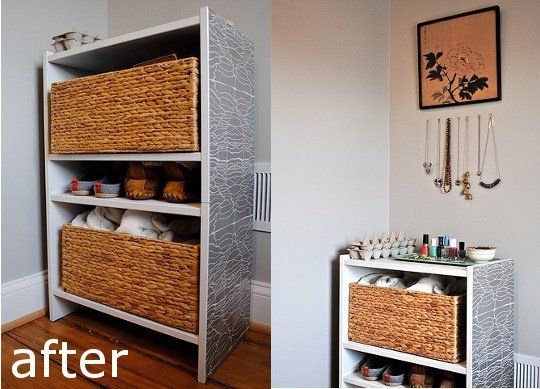Before After A Diffe Ikea Rast Makeover