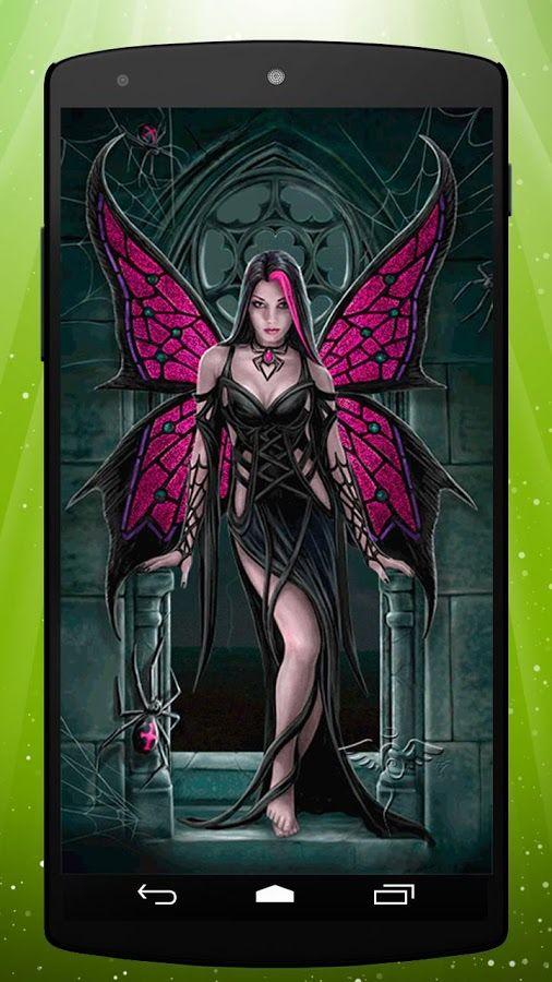 Gothic Fairy Screensavers