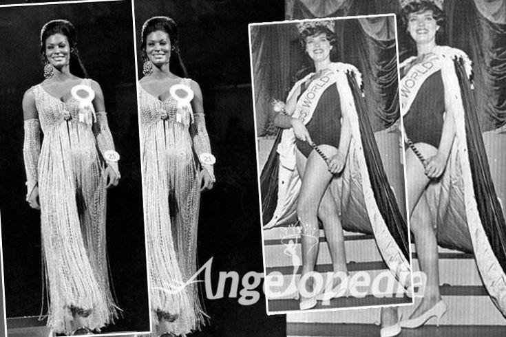 Miss World Titleholders from 1961 to 1970 A Flashback