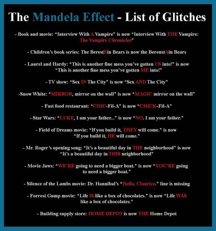 Strange Conspiracies Facebook Zynga And The Freemason: Mandela Effect - Google Search