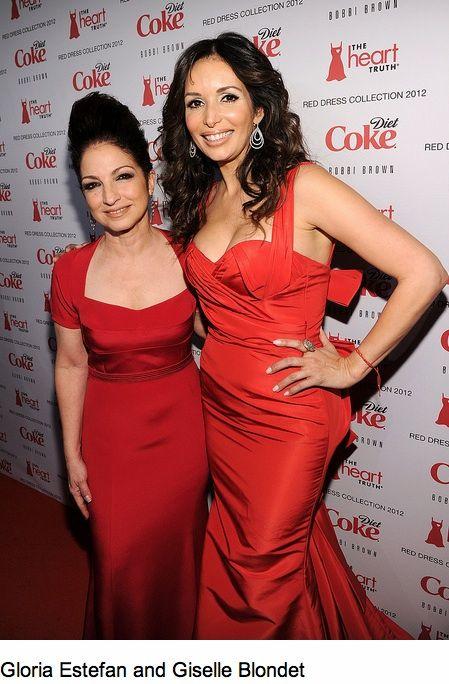 beautiful red dresses and beautiful latina celebrities