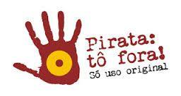 Pirata tô fora!