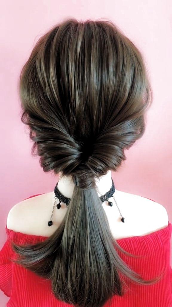 Tutorial Kepang Rambut Pendek