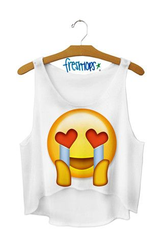 fangirl crop top - Fresh-tops.com.   Absolutely need it!