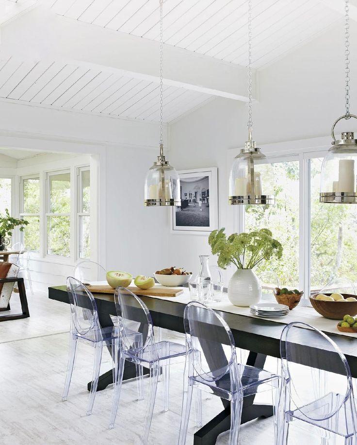 stylish decor summer homes modern living