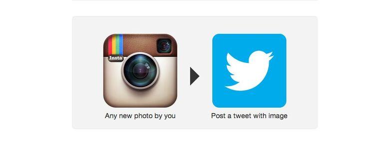 instagram twitter photo Comment publier vos photos Instagram sur votre timeline Twitter