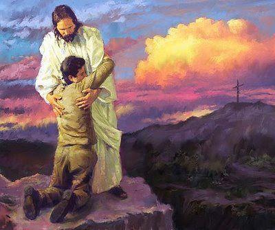 Christelike Boodskappies: Jy's nooit alleen nie!