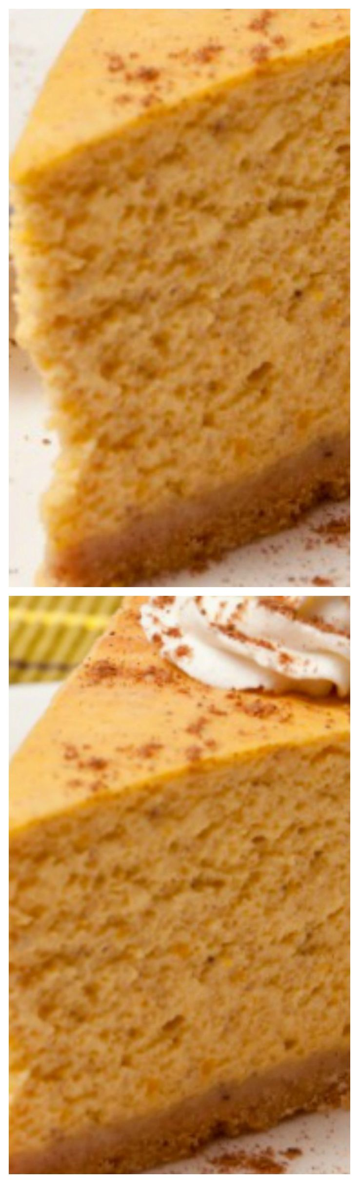 The Cheesecake Factory Pumpkin Cheesecake Copycat
