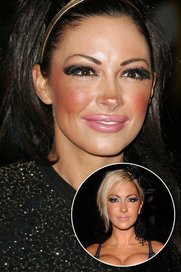 #makeup #fail #Jodie Marsh