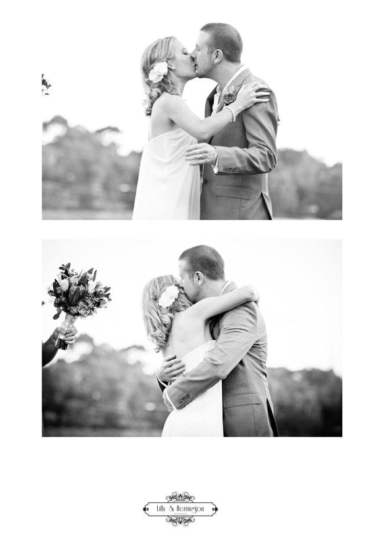 You may now kiss the bride! Lilly + Herrington Photography Www.lillyandherrington.com Www.facebook.com/lillyandherrington