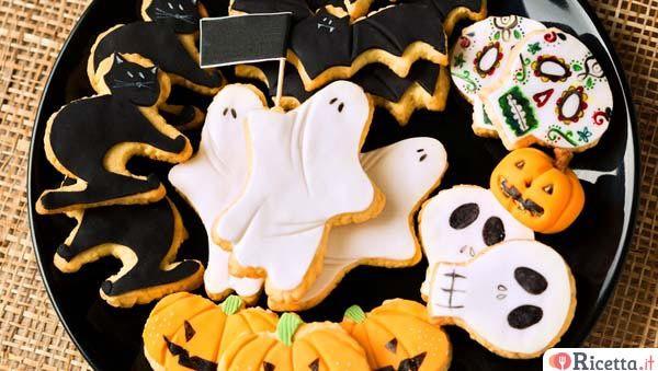 Come fare 3 biscotti di Halloween