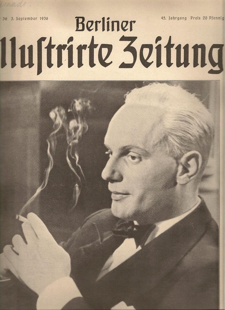 Berliner Illustrierte Zeitung 1936