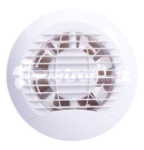 Manrose HAYLO 100T nástěnný ventilátor pro Vaši koupelnu či WC - časový doběh