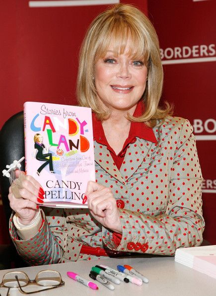 Candy Spelling net worth