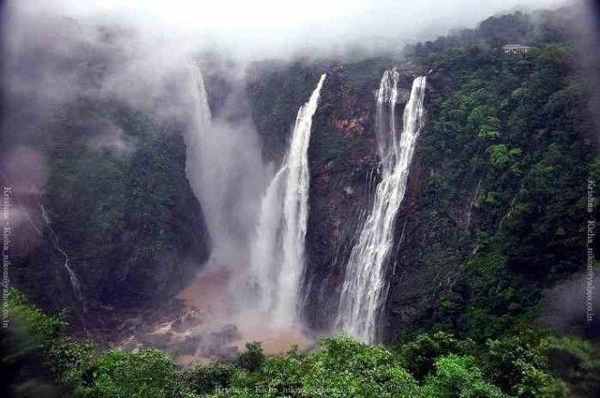 Jog Falls, India | 1,000,000 Places